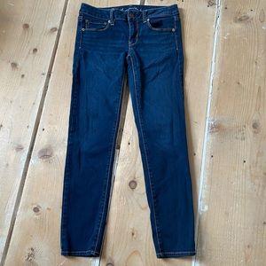 AE skinny jeans